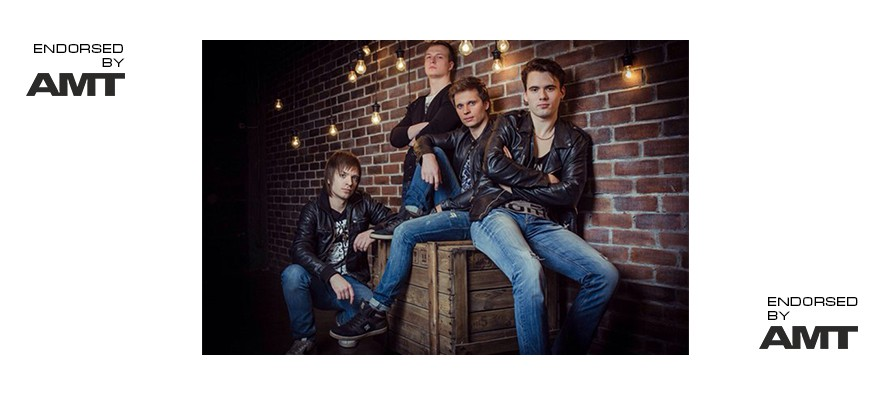 JARED PARKER Band (Russia)
