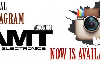 Instagram of AMT Electronics