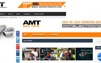 The new version of AMT webspace is available!