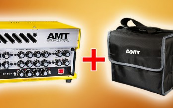 Perfect deal: Stonehead plus special AMT bag!