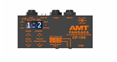 Pangaea CP-100 firmware V2.0 is released – Новая версия прошивки для Pangaea CP-100