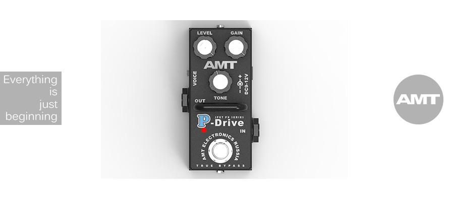 AMT FX P-DRIVE mini