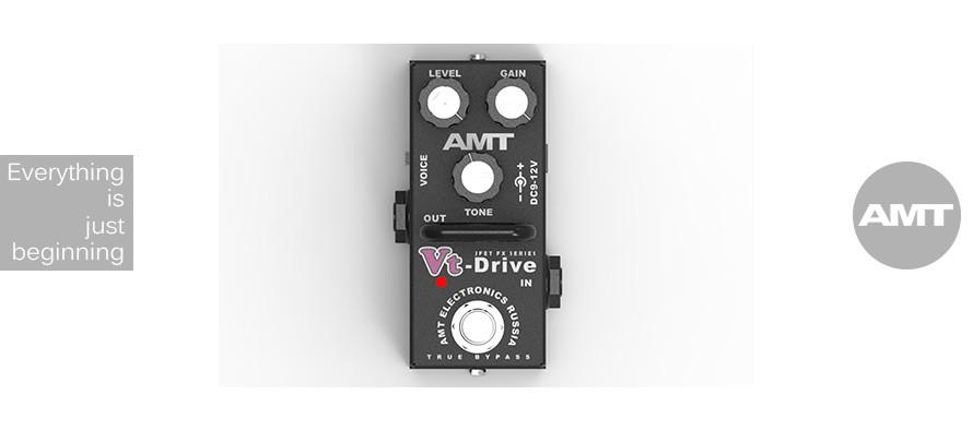 AMT FX VT-DRIVE mini