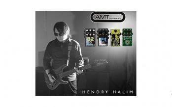Hendry Halim (Indonesia)
