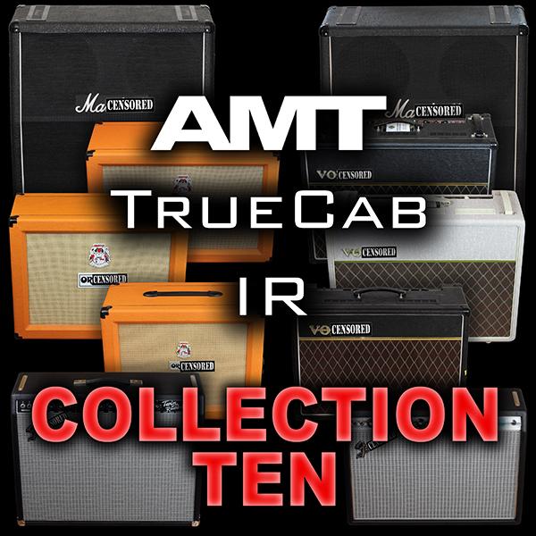 AMT-TrueCab-IR-Collection-Ten