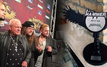 DIRKSCHNEIDER won the Metal Hammer Award