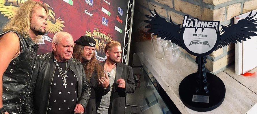 DIRKSCHNEIDER won the Metal Hammer Award