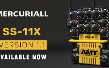 SS-11X by Mercuriall Audio: new version 1.1