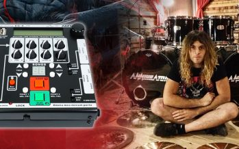 AMT EgoGig EG-4 for Annihilator metal band