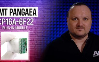 AMT Pangaea CP16A-6F22: tips of integration with a guitar pedal