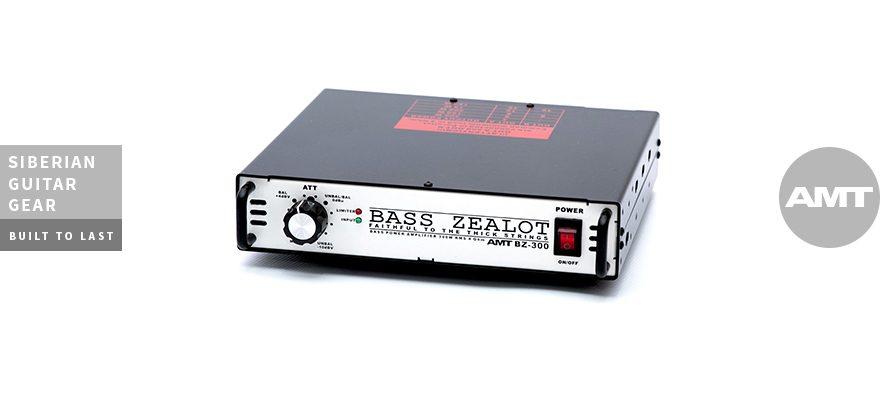 #2020: AMT Bass ZEALOT BZ-300
